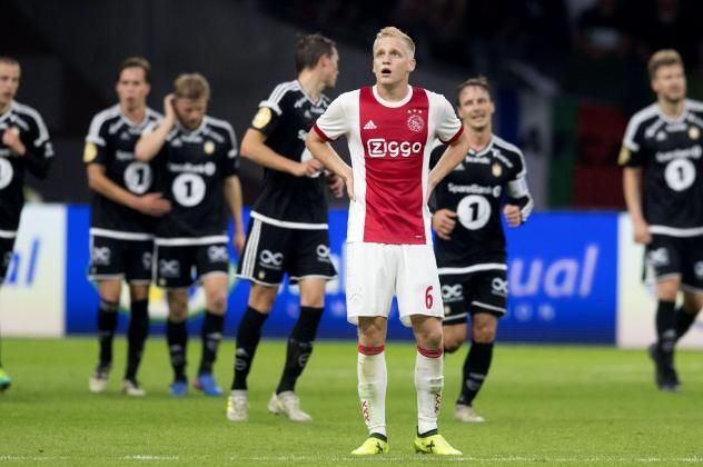 #rumors  Tottenham transfer news: Spurs tracking Ajax prospect Donny van de Beek - reports