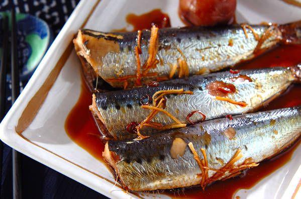 圧力鍋で骨までおいしく!「いわしの煮付け」人気レシピ15選 - macaroni
