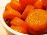Carrot Tzimmes Recipe (Israeli Jewish carrots braised with honey) | Israel | Whats4Eats