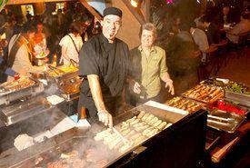 凯恩斯热带雨林公园澳式烧烤自助餐特价