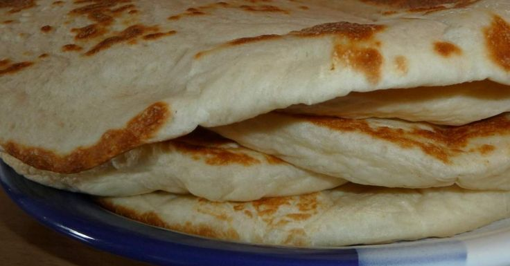 Naan, DAS ultimative softe indische Fladenbrot