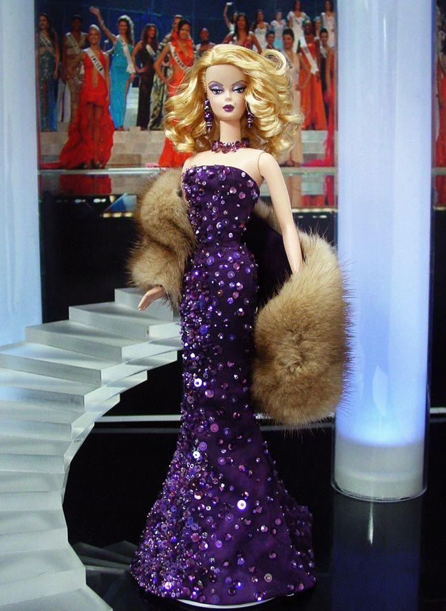 OOAK Barbie NiniMomo's Miss Pennsylvania 2012