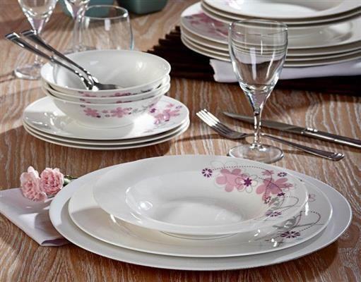 Pierre Cardin 24 Parça Günlük Yemek Takımı Merry   cazip geldi
