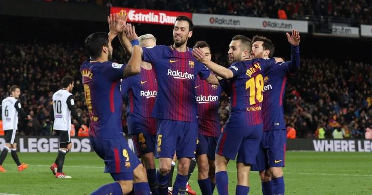 What channel is Valencia vs Barcelona on? TV information, team news, odds and more ahead of Copa del Rey clash: * What channel is Valencia…
