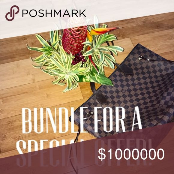 BUNDLE FOR A SPECIAL PRIVATE OFFER! We want to give you a great deal so you can feel Be'YOU'tiful! Just bundle all your items & we'll offer you special deal! Other