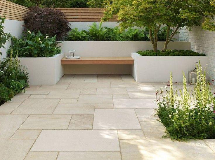 best 10 paving slabs ideas on pinterest patio slabs paving ideas and contemporary garden design. Black Bedroom Furniture Sets. Home Design Ideas