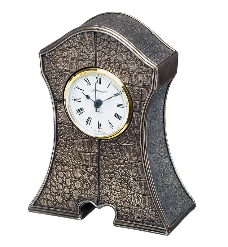 Bronze Classic Mantel Clock