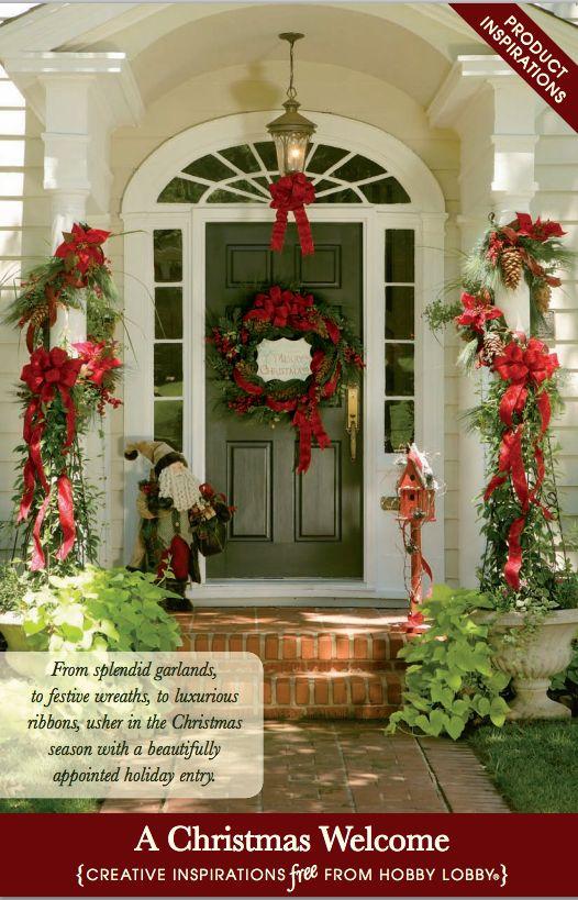 Decoración Navideña para poner en el exterior de nuestras casas.