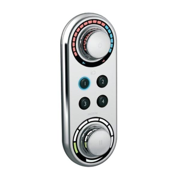 Moen ioDigital Vertical Spa Digital Shower Control