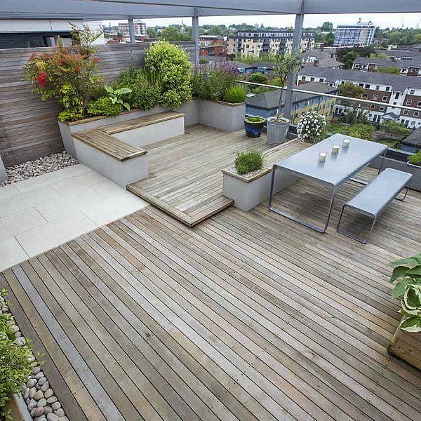 Garden Terrace Apartments: 2126 Best Roof Terraces Images On Pinterest