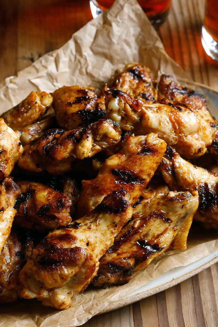 best 25 grilled wings ideas on pinterest wings wing sauces