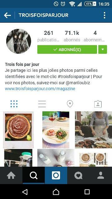 Follow instagram ux design