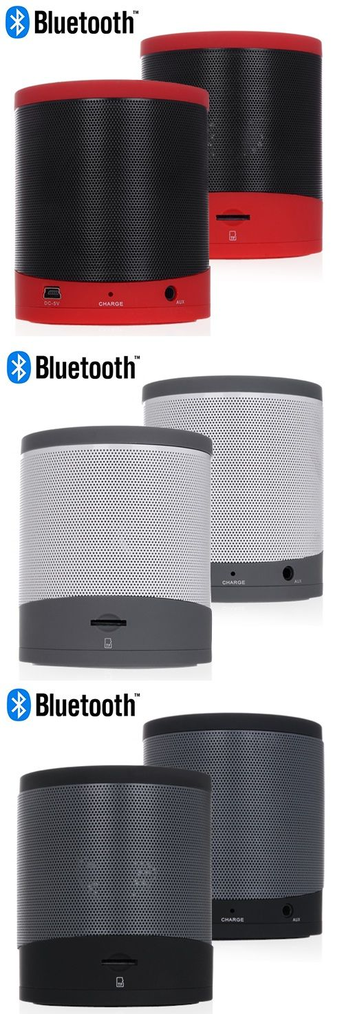 Bluetooth Speakers for Smartphones! Listen to the Music with the best Smartphone Speakers by Cellz.com #speakers #bluetooth #smartphone #music #cellz.com $19.70