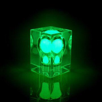 glow brick green