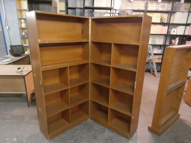 Biblioteca Organizador Con Ruedas Abatible - Bs. 65.000,00 en Mercado Libre
