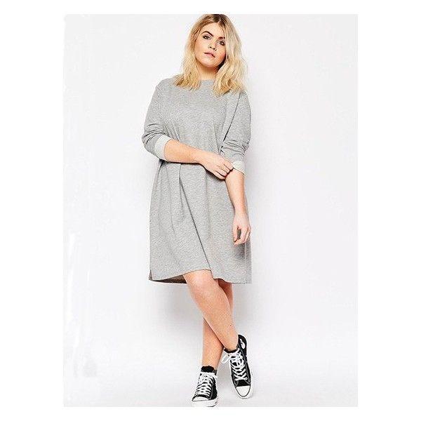 Best 20+ Grey plus size dresses ideas on Pinterest | Size clothing ...