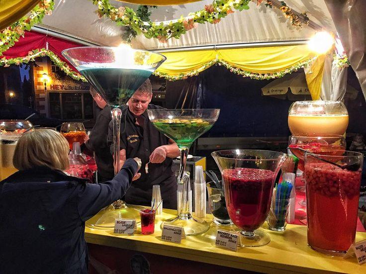 Nur 1 Glas. #gotha #markt #market #fest #bowle #cheers #colors #drinks #thüringen #tgif