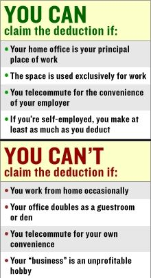 Home Office Tax Deductions You Deserve To Pay Less Ta Http