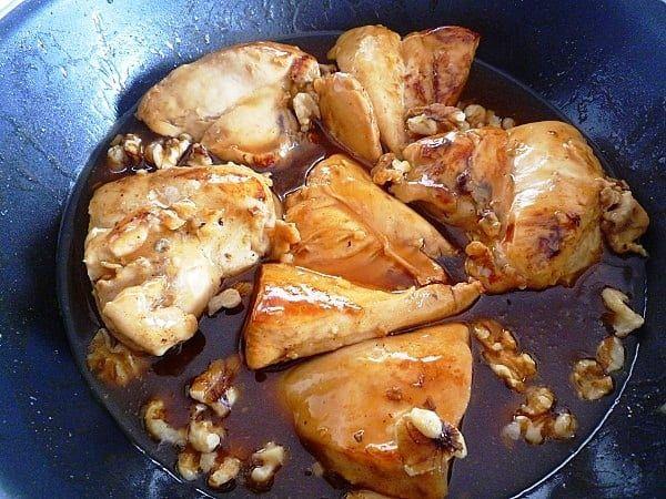 Pollo Con Salsa De Piña Y Miel Pollo En Salsa Salsa De Piña Recetas De Pollo Con Piña