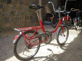 É da sua época?: [1980] Bicicleta