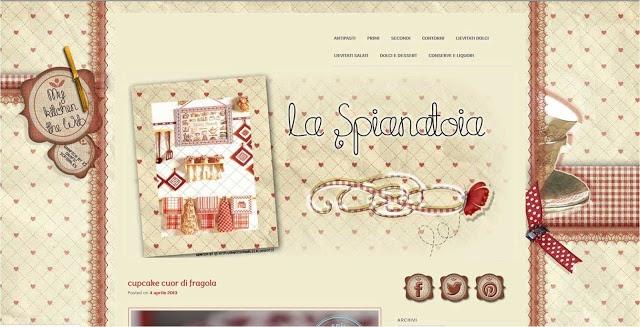 Grafic Scribbles: ...e la grafica per La Spianatoia su Giallo Zafferano