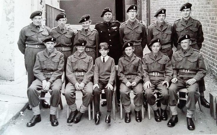 2nd Battalion ACF 1964-5