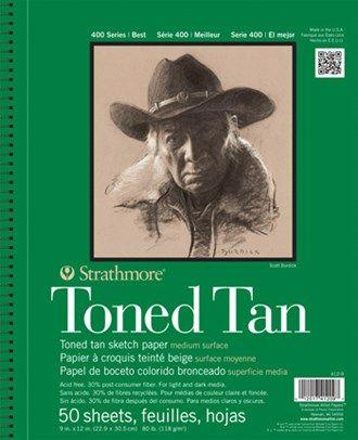 400 Toned Tan - 14x21,5 cm