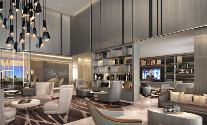 Hilton Hotel Aventura Fl Hotel Lobby Design Lobby Design Hotel