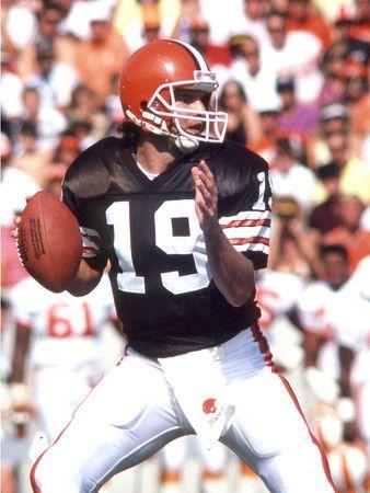 #19 Bernie Kosar, QB - Cleveland Browns