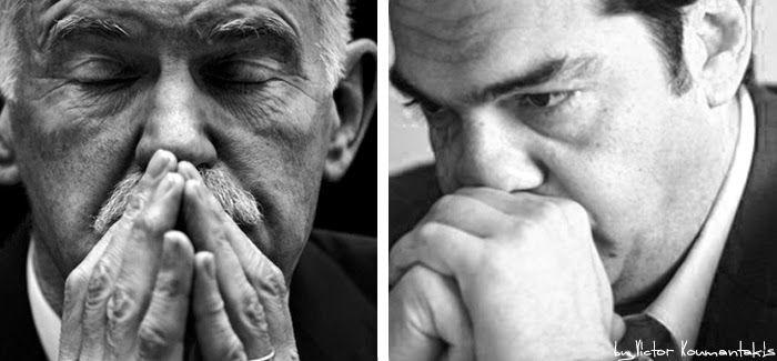 VK Blog ®: Πλημμυρίδα και άμπωτη ανά πέντε χρόνια στην Ελλάδα - Δημοψήφισμα, εκλογές ή ρήξη;