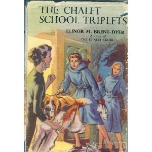 Read a lot of the Chalet School series by Elinor Brent-Dyer