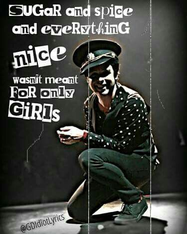 """Day 10, a song from your favorite band: """"King for a Day"""" by Green Day. One of my all time favorite songs and if you play this song around me I'll either perform the song just by singing or full on go crazy with it there's no in between. It unleashes a repressed sense of Happiness."""