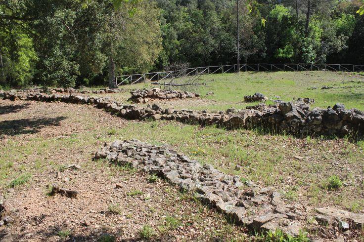 scavi dell'abitato etrusco del #lagoaccesa,#invasionidigitali, by #maremmans