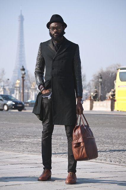 Black Men Fashion Style