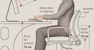 Resultado de imagen para sillas ergonomicas chile
