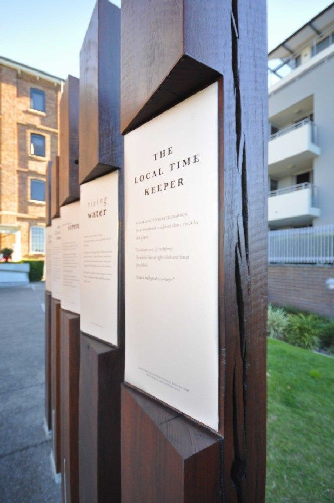 Best Innovative And Creative Environmental Design Ideas 41 Signage Design Environmental Design Interpretive Signage