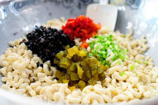 The Best Macaroni Salad Ever   Recipe