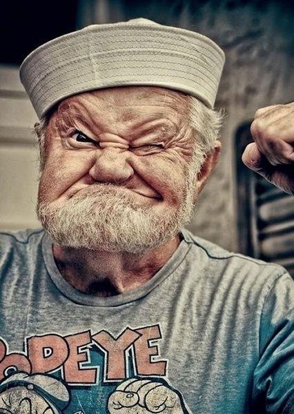 ¡Asegúrate! Este consejo te doy, porque Popeye el marino soy...