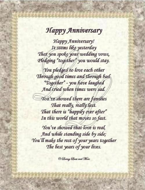 25+ best ideas about Anniversary Poems on Pinterest ...