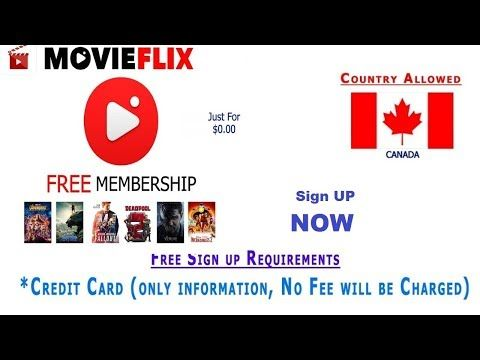 All Gift Card Offer Videos: MovieFlix Free Membership