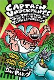 Captain Underpants and the Terrifying Return of Tippy Tinkletrousers  Challenged: anti-family content; offensive language; bad behavior; unsuited to the age group