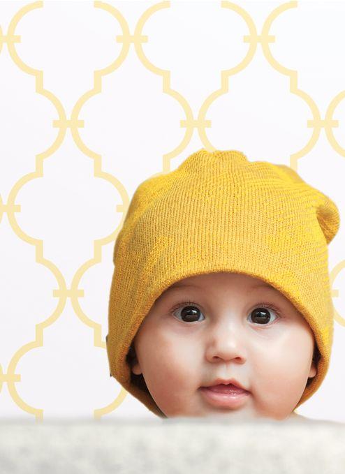 Modern Baby Trellis