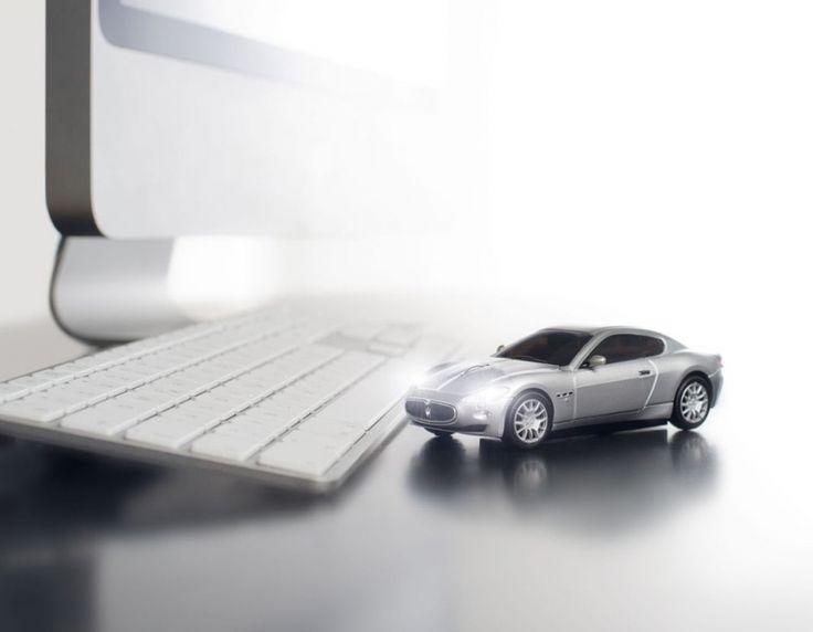 Mouse personalizat masina Maserati 157.00 lei