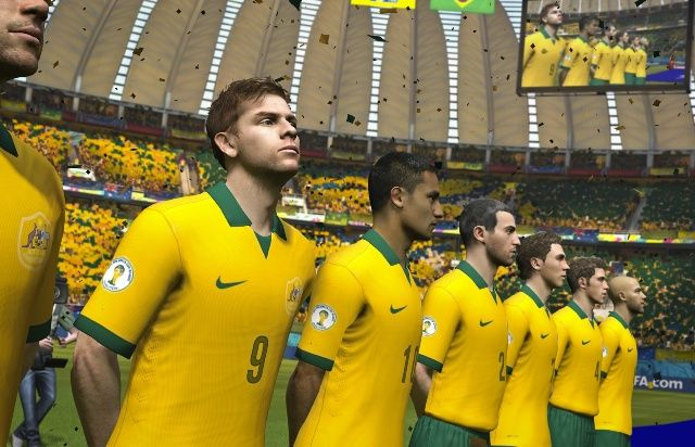 World Cup Soccer fans might have observed the bulletins airing before and throughout Halftime of e...