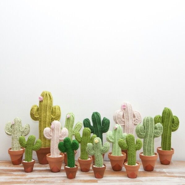Crochet cactus by @cacto_cactus. Shop at cactocactus.bigcartel.com  Find more gifts for home at #fetchforhome or www.fetchlane.com.au