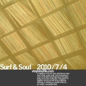 #vinyl #mixtape Number 7 from Vinylshuffle.com - #records #lps #california #surf #soul