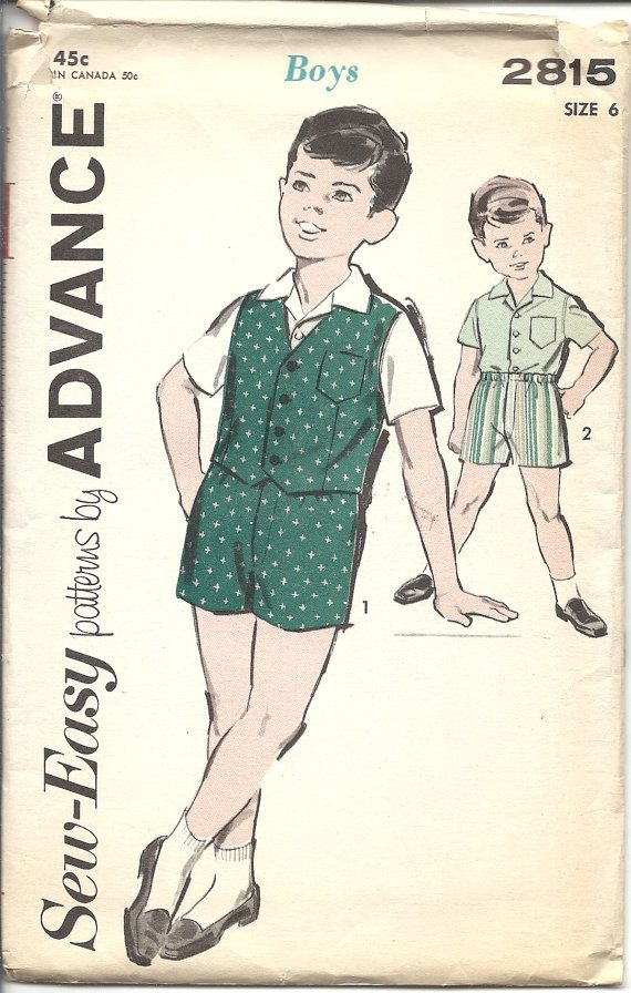 The 156 best Vintage Sewing Patterns for Sale images on Pinterest ...