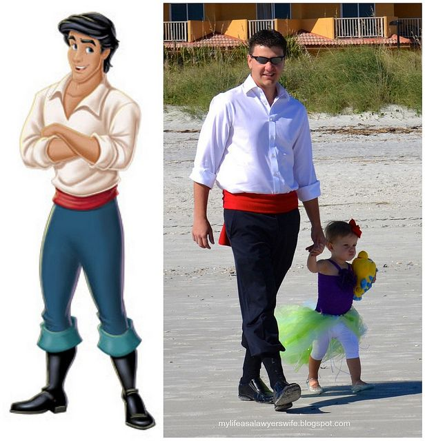 Prince Eric Collage