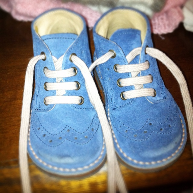 Hand-Made shoes photo only