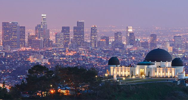 Los Angeles Grifith Observatory
